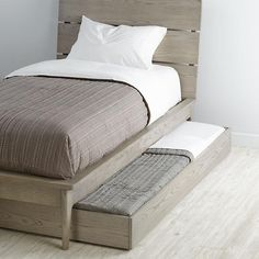 Wrightwood Trundle Bed  | The Land of Nod