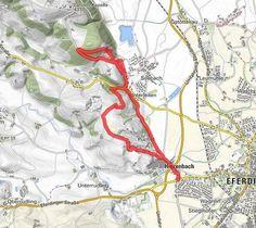 BERGFEX-Hinzenbacher Schanzenweg - Wanderung - Tour Oberösterreich Post Bus, Around The Worlds, Map, Memorial Stones, Old Town, Road Trip Destinations, Location Map, Maps
