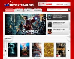 Home of Movies and Trailers Australia.