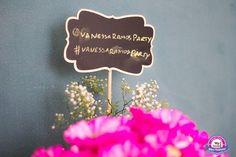 Vanessa Ramos Party arrasando na decoração do Primeiro Encontro de Mães Vaidosas