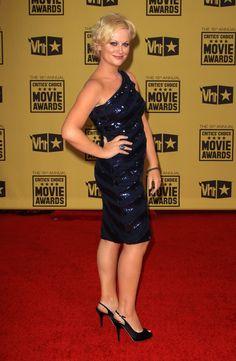 Amy Poehler One Shoulder, Shoulder Dress, Critics Choice, Amy Poehler, Awards, Formal, Dresses, Style, Fashion