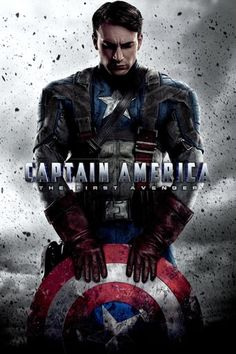 During World War II, Steve Rogers is a sickly man from Brooklyn who's transformed into super-soldier Captain America to aid in the war effort. Rogers must stop the Red Skull – Adolf Hitler's ruthless head of weaponry… Steve Rogers, Avengers Poster, Avengers Movies, Marvel Movies, Avengers Quotes, Loki Quotes, Avengers Age, Tommy Lee, Tv Series Online
