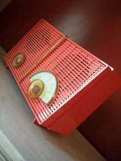 1959 Philco Twin Speaker table top tube AM