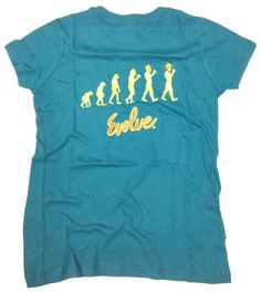 Women's Evolve Slim Fit Tee— Available at TIjuanaFlats.com for $12.00.