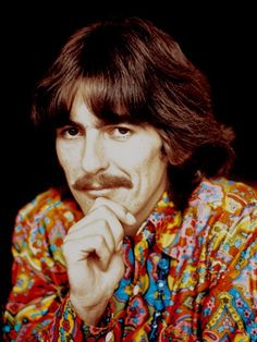George Harrison-As -George got older, he became more handsome & sexy! Beautiful both inside & out!!