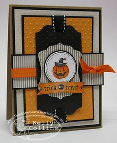 Trick or Treat by stinkincute - Cards and Paper Crafts at Splitcoaststampers