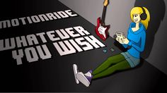 "MotionRide's new chiptune rock song ""Whatever You Wish"". Check it out!"