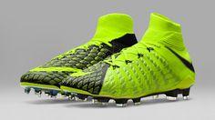 detailed look 79012 83c23 The limited-edition Nike Hypervenom Phantom III EA Sports boots introduce a  striking design,