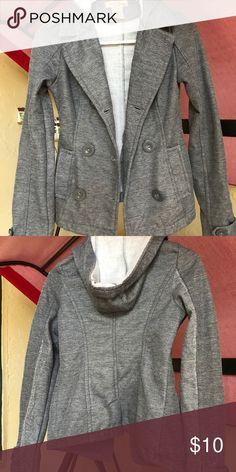 Coat Grey coat. Good condition kohl's Jackets & Coats