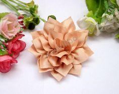 6 pcs Dot Chiffon Flower Headband Flowers Craft by aiweilibo