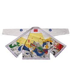 The Dragon Limited Edition (500) by MUAE JSCA Jiu Jitsu Price:₩ 220,000 Jiu Jitsu Gi, Dragon, Cards, Men's, Moda Masculina, Dragons, Maps, Playing Cards
