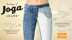 When Jeans Meet Yoga Pants, an Awful New Product Takes Shape