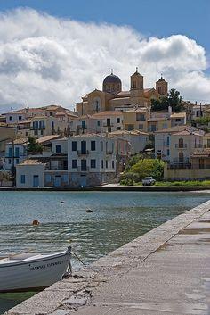 ~Galaxidi, Greece~ World Most Beautiful Place, Beautiful Places, Places To Travel, Places To See, Myconos, Voyager Loin, Living In Europe, Greece Travel, Beautiful Islands