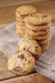 Patty's Food: Light & Skinny Chocolate Chip Cookies