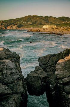 Guincho Beach Cliffs