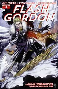 Flash Gordon #2 - Flash in the Forest (Issue)