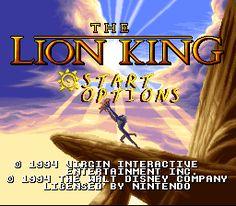 lion king screenshot