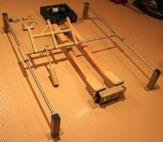 Radarcarve com Wood Carving Duplicator for Guitars Gunstocks Propellors