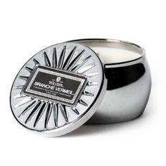 Branche Vermeil Silver Mini Tin Candle by Festive Glories