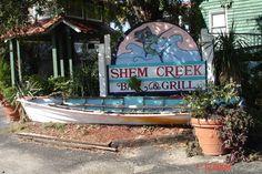 Shem Creek Bar & Grill - great restaurant on Shem Creek