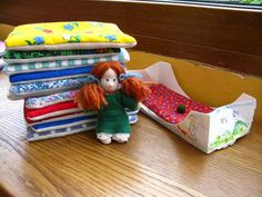Princess and the Pea craft