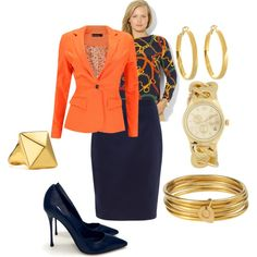 """Annual Meeting Outfit"" by mightykmfc on Polyvore"