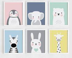 Digital prints/Nursery & Kids art/Printable wall art by ARTsopoomc