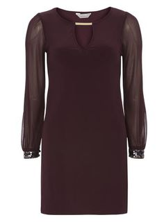 Bag a bargain on women's shoes at the Dorothy Perkins sale. Purple Sequin Dress, New Outfits, Autumn Fashion, High Neck Dress, Blouse, How To Wear, Stuff To Buy, November 2015, Christmas 2015