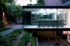 Taylor House by Paul Archer Design  Location: London, England