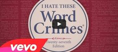 """Weird Al Yankovic"" Is Waging A War Against Word Crimes And He Needs you..."