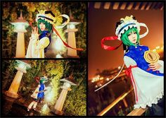 Eiki - Phantasmagoria of Flower View Touhou Cosplay, Character Costumes, Flowers, Fashion, Role Play Outfits, Moda, Fashion Styles, Royal Icing Flowers, Fashion Illustrations