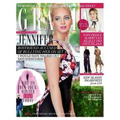 In this weeks Grazia: We report exclusively on the social media post that raised serious questions about J-Law and director boyfriend Darren Aronofskys relationship. Also we have the shocking story of Yazidi women kidnapped by Isis then sold on Facebook when their husbands tire of them. Hear how one womans family managed to buy her freedom. In other news if you stop spending hoursin front of the mirror and thousands of pounds on beauty products do you become more invested in yourself?…