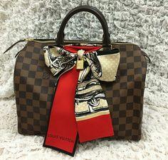 267092a407155 Louis Vuitton Speedy  amp  Bandeau  Louisvuittonhandbags Louis Vuitton  Schal