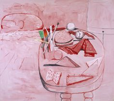 Philip Guston  Dallas Museum of Art  Pink Summer  1975