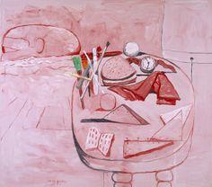 Philip Guston Dallas Museum of Art Pink Summer 1975