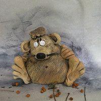 Prodané zboží od Jarmila Všetičková   Fler.cz Teddy Bear, Toys, Painting, Animals, Art, Animais, Craft Art, Animales, Animaux