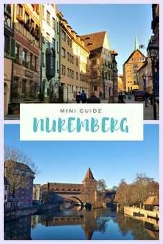 Mini Guide to Nuremberg, Germany. EAT, DRINK, SEE, DO, READ