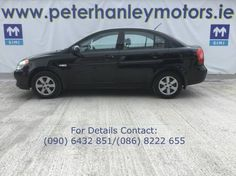 2007 Hyundai Accent 1 OWNER FROM NEW - Peter Hanley Motors - Quality Used Cars & Car ServicingPeter Hanley Motors – Quality Used Cars & Car Servicing Hyundai Accent, Car Car, Used Cars, Motors, Motorbikes