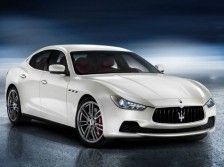 The Ghibli is Maserati's mid-size sports sedan. It's elegant and sporty styling is reminiscent of its big brother, the Quattroporte. This extends to its luxurious interiorwhich featuresa traditional looking oval analog clock at the center of its dashboard.  Three engines are available, two of them aretwin-turbo 3.0 liter V6 gasoline engines, one pumps out326hp and 500Nm of torque, while the more powerful one pumps out404hp and 550Nm of torque. The third engineis a 3.0 liter V6 d...