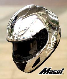 Jack Danie's 802 Motorcycle DOT & ECE Helmets By Masei