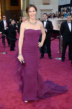 2013 Academy Awards -- TJennifer Garner - Best Dressed
