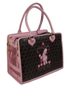 Snooty Pooch Society Doggy Carrier