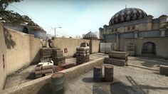 Valve RemovesCounter-Strike's Dust2Map From Competitive Play