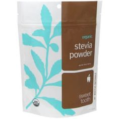 Organic Raw Stevia Powder  Stevia powder is made from the whole leaves of the stevia herb. Once the leaves are collected, they are dried and milled into a fine powder at low temperatures to protect the nutrients of the plant. This natural herb is in a traditional unprocessed powder form, just as indigenous cultures have used it for centuries to sweeten their teas, drinks and recipes.