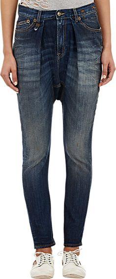 R13 Harem Skinny Jeans - Skinny - Barneys.com