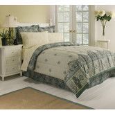 Found it at Wayfair - Royale Linens Medford Bed in a Bag Set