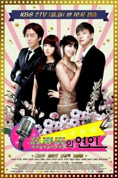 Trot Lovers: Heard this goes into typical kdrama crazyville so not sure about finishing