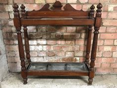 A personal favourite from my Etsy shop https://www.etsy.com/uk/listing/495449840/antique-victorian-mahogany-stick