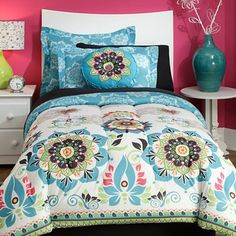 Gypsy Dreams Bedding & Accessories - ness $75