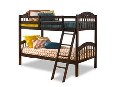 The best bunk beds for small rooms are going to have to be designed with a few characteristics in mind. For one thing, the best bunk beds for small rooms are still going to be safe enough. Many of the qualities that work to make bunk beds smaller can actually make them much less safe if they...